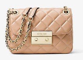 ee10ce5726ce Buy michael michael kors sloan large quilted-leather shoulder bag ...