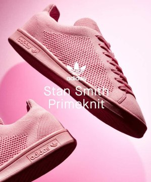 $110 STAN SMITH PRIMEKNIT SHOES @ adidas