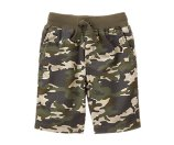 Boys Olive Green The Camp Short by Gymboree
