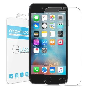 $1.99 Maxboost Tempered Glass 0.2mm iPhone 6 Screen Protector