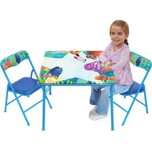 2016 Black Friday! $20 Kids Character Table and Two Chairs Set