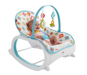 Fisher-Price Infant-to-Toddler Rocker