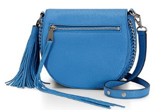 Astor Saddle Bag With Chain