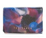 Ted Baker London 'Cosmic Bloom' Floral Print Leather Wallet