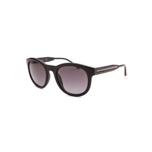 Calvin Klein CK3188S-5221001 Sunglasses,Men's Round Black Sunglasses, Sunglasses Calvin Klein Sunglasses Sunglasses