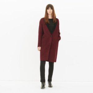 Brighton Coat - The Coat Shop - Sandro-paris.com