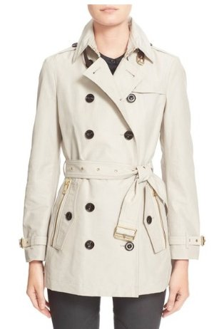 Up to 40% Off Select Burberry Apparel @ Nordstrom