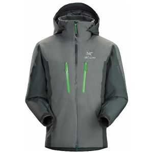 Arcteryx Men's Fission SV Jacket - at Moosejaw.com