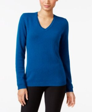From $55.99 Select Cashmere Sale @ macys.com
