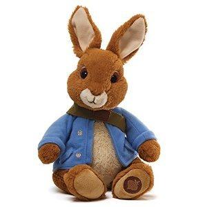 $16.27 Gund Peter Rabbit Stuffed Animal, 11.5 inches
