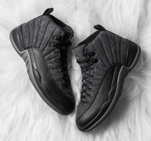 $150 AIR JORDAN 12 RETRO WOOL BIG KIDS' SHOE @ Nike Store