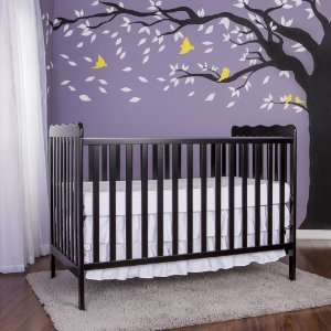 Dream On Me, Classic 3 in 1 Convertible Crib, Natural