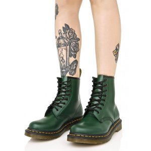 Dr. Martens Forest 1460 8 Eye Boots | Dolls Kill