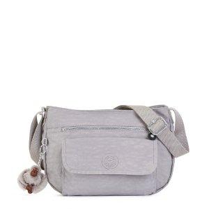 Syro Crossbody Bag - Slate Grey   Kipling