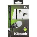 Klipsch Image S4A II In-Ear Enhanced Bass Noise-Isolating Headphones