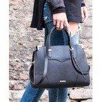 $136.25 Rebecca Minkoff Amorous Satchel Handbag