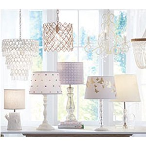 Kids' Bedroom Lamps & Lighting | Pottery Barn Kids