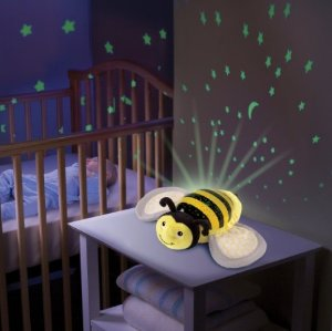 Summer Infant Slumber Buddies Soother, Bumble Bee @ Amazon