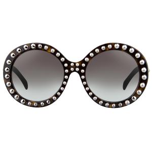Prada PR 29QS ORNATE 2AU0A7 Sunglasses | LUXOMO.com