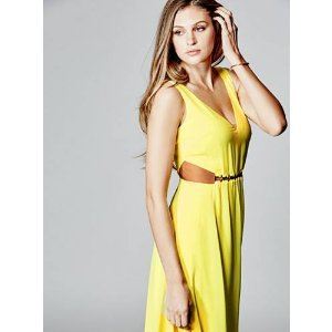 Quinn Maxi Dress | GUESS by Marciano