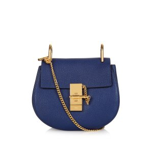 Chloé Drew mini leather cross-body bag