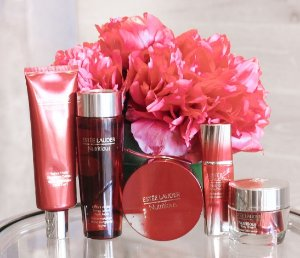 20% off $100 + Up to 6 Deluxe Sampleswith Nutritious Collections @ Estee Lauder