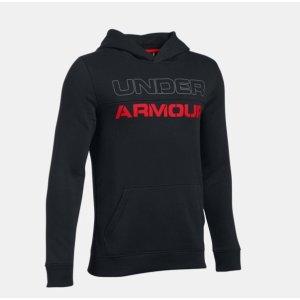 Boys' UA Sportstyle Fleece Hoodie | Under Armour US