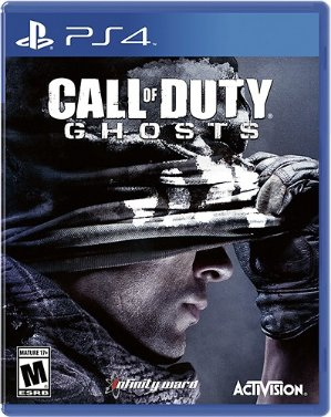 Call of Duty: Ghosts PS4/PS3