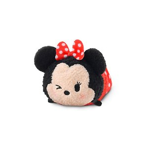 Minnie Mouse ''Tsum Tsum'' Plush - Mini - 3 1/2'' | Disney Store