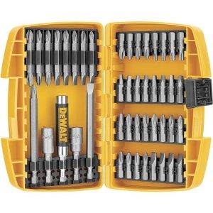$9.69DeWalt 45件套电钻螺丝刀头,型号DW2166
