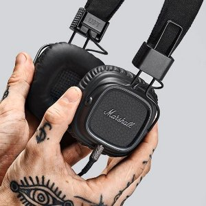 £39.13 Marshall Major II On-Ear Headphones