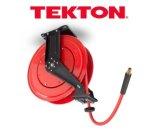 TEKTON 46875 50英尺 3/8内径 I.D双臂自动收放空气软管