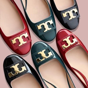 Up to $200 Off Tory Burch Shoes, Handbags and more @ Saks Fifth Avenue