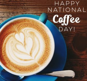 Get A Coffee Today! National Coffee Day Celebration