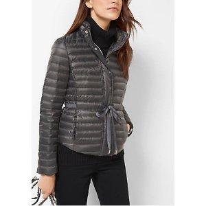 MICHAEL MICHAEL KORS Packable Nylon Puffer Jacket