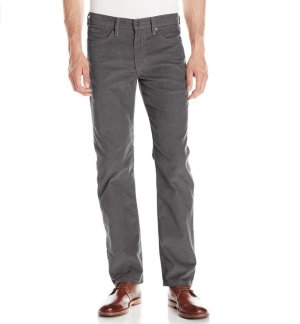 Levi's Men's 514 Straight-Fit Corduroy Jean