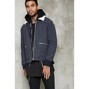 Woolen Sherpa Jacket