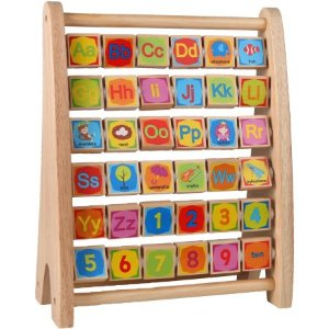 Spark Create Imagine Wooden Flip Abacus