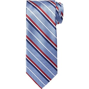 Signature Stripe Tie CLEARANCE - Ties | Jos A Bank