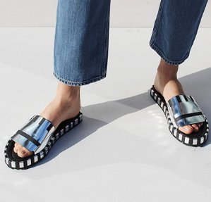 Up to 42% Off + Up to extra 70% Off Acne Studios Women Shoes @Barneys Warehouse