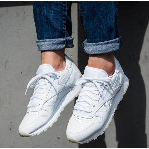 Reebok X FACE Stockholm Classic Leather - White