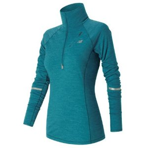 Performance Merino Half Zip - Women's 63206 - Tops, Running - New Balance - US - 2