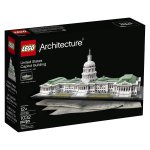 LEGO Architecture United States Capitol Building Kit (1032 Piece)