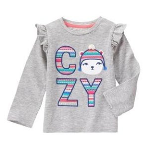 Cozy Cub Tee