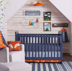 $100 Off $500 Nursery Bedding & Furniture @ Target.com