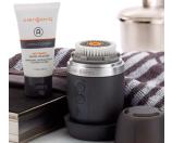 Alpha Fit Men's Face Brush & Facial Cleanser Wash - Clarisonic