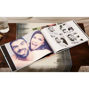 Personalized Hardcover 1-Click Photo Book Deal