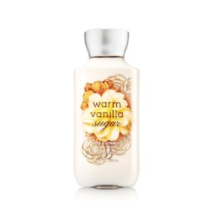 Warm Vanilla Sugar Body Lotion - Signature Collection - Bath & Body Works
