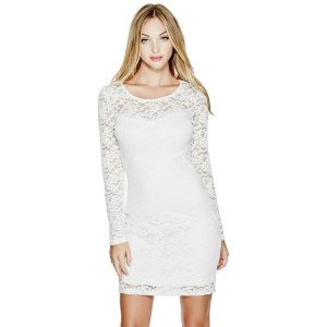 Nova Lace Dress | GbyGuess.com
