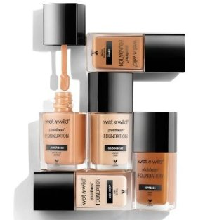 From $4.68 wet n wild Photo Focus Foundation
